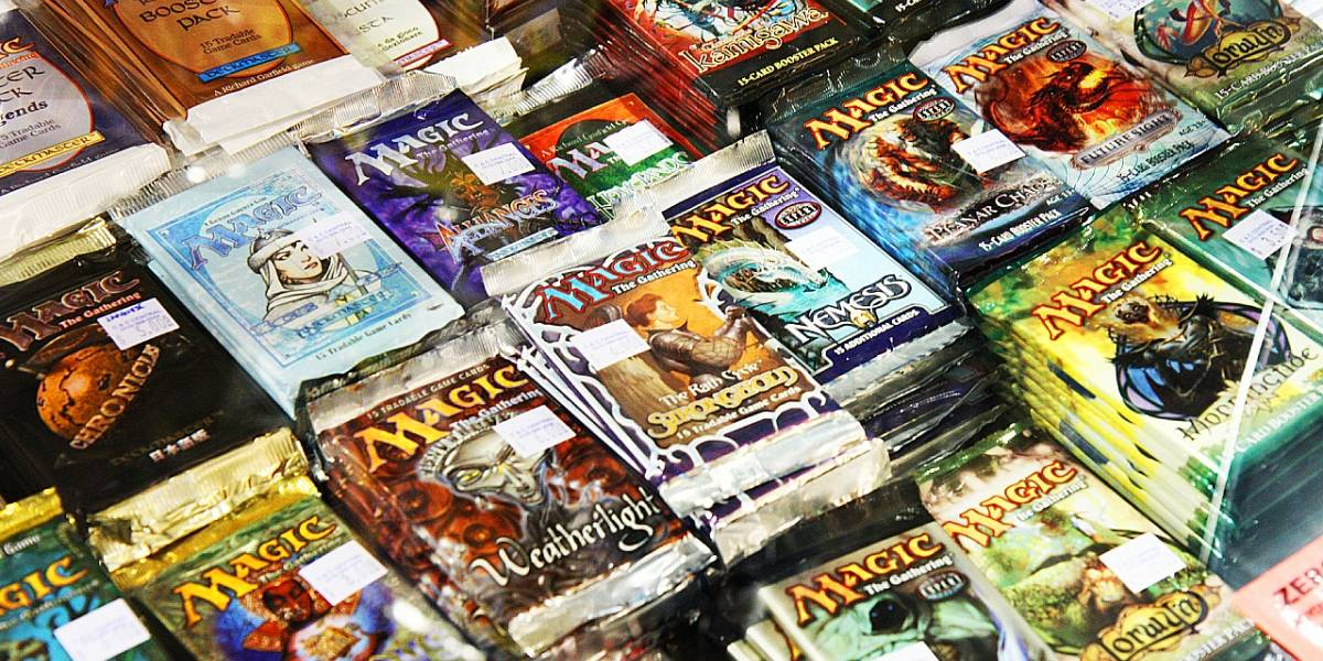 Magic The Gathering: Se filtran datos personales de compradores de este juego