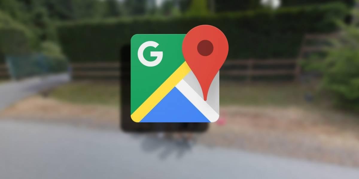 Google Maps: Captan a un curioso hombre caballo en Canada