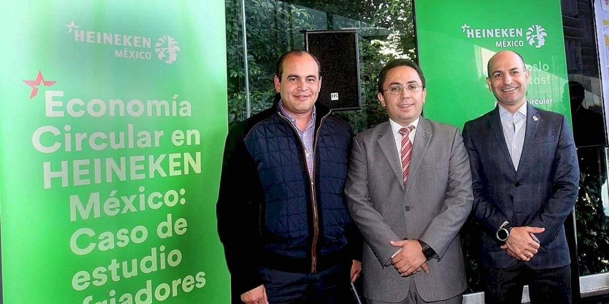 Heineken se suma al cuidado del medio ambiente con enfriadores 100% sustentables