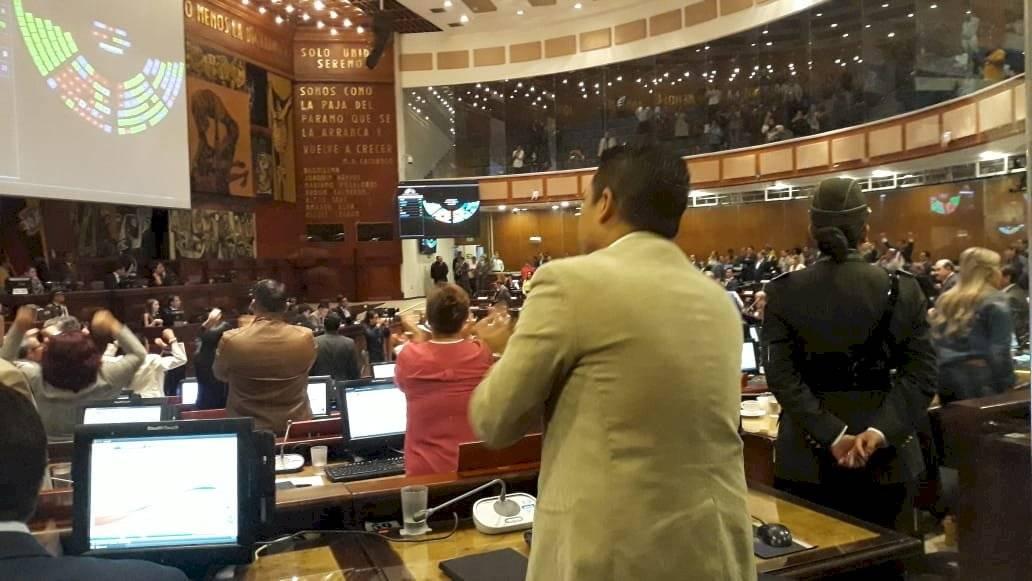 El Pleno de la Asamblea negó y archivó el proyecto de Ley de Crecimiento Económico API