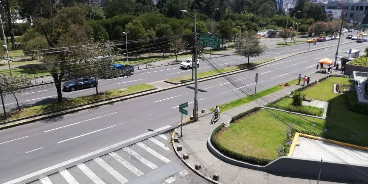 Quito: Se suspende el ciclopaseo dominical este 15 de marzo