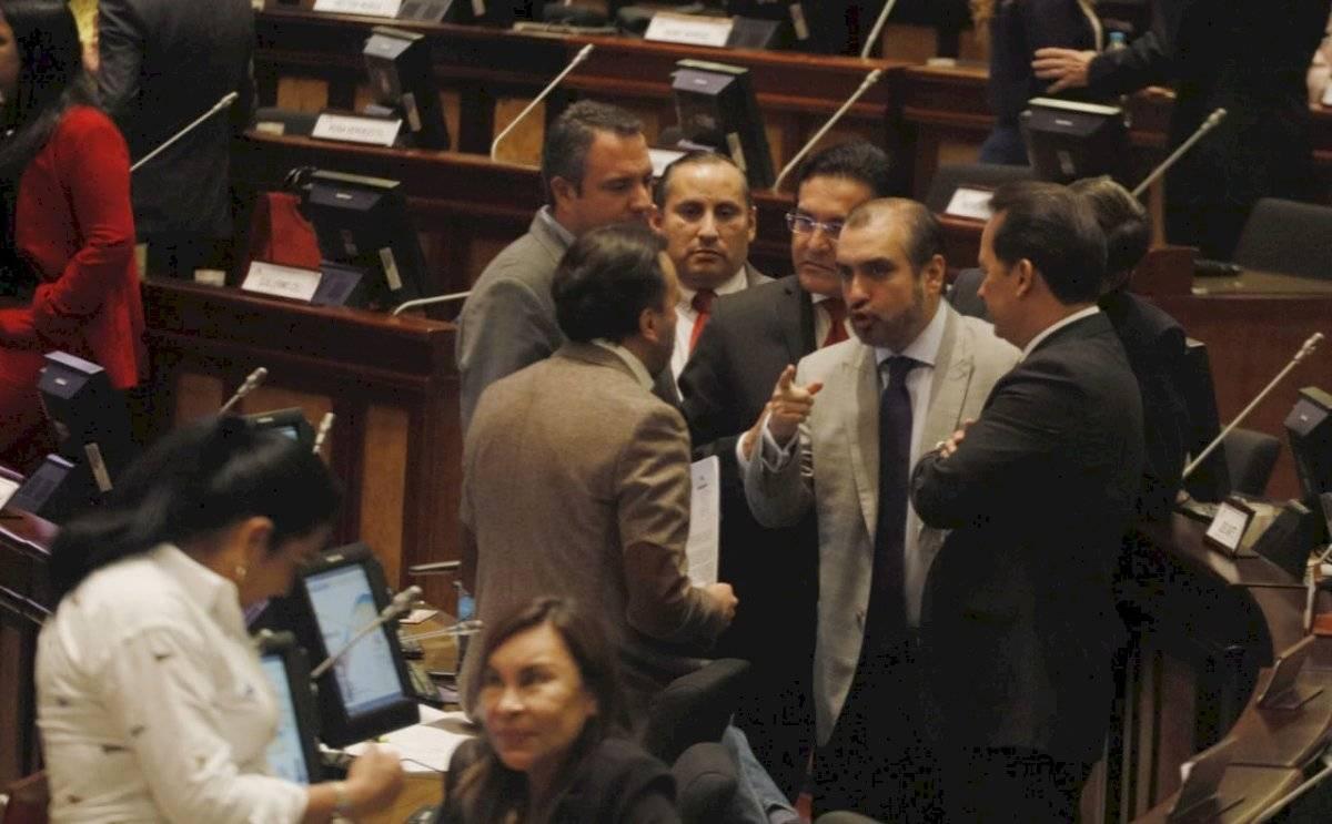El presidente Lenín Moreno anuncia envío de nuevo proyecto de ley tributario