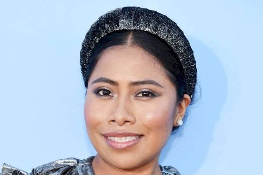 Yalitza Aparicio Impacta En Alfombra Roja Con Arriesgado
