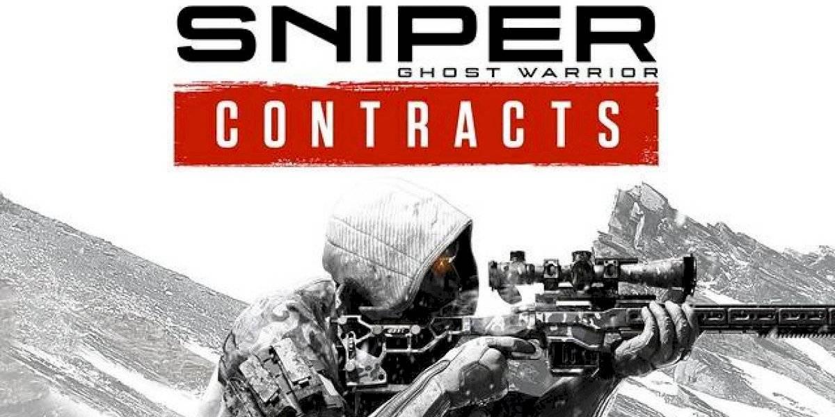Sniper Ghost Warrior Contracts chega nesta semana para PlayStation 4