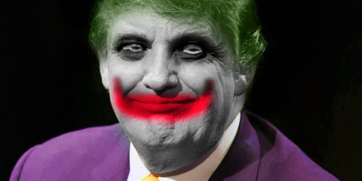 Donald Trump vio Joker en la Casa Blanca y...le gustó