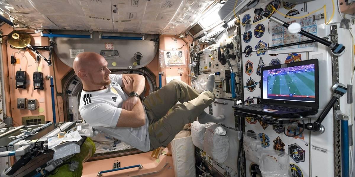 La gravedad cero hace que la sangre fluya hacia atrás: otro peligro para los viajeros al espacio