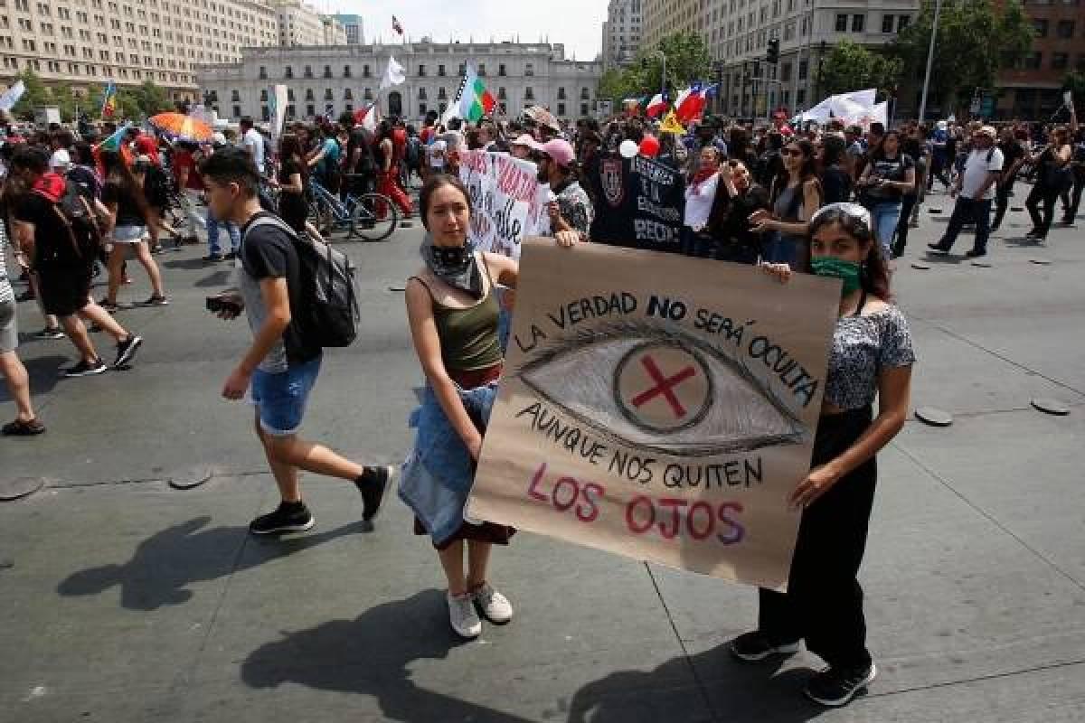 Se suma a Antofagasta, La Serena, Valparaíso y Concepción: Corte de Rancagua ordena a Carabineros no usar balines en manifestaciones pacíficas - Publimetro Chile