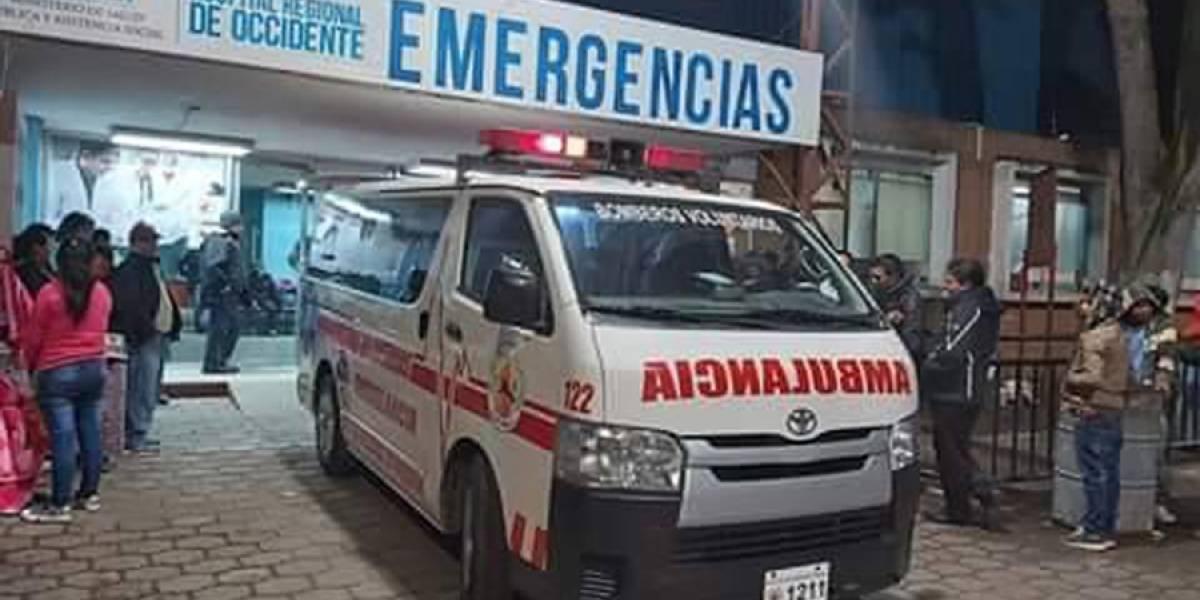 Dos muertos y varios heridos tras ser arrollados cuando salían de iglesia