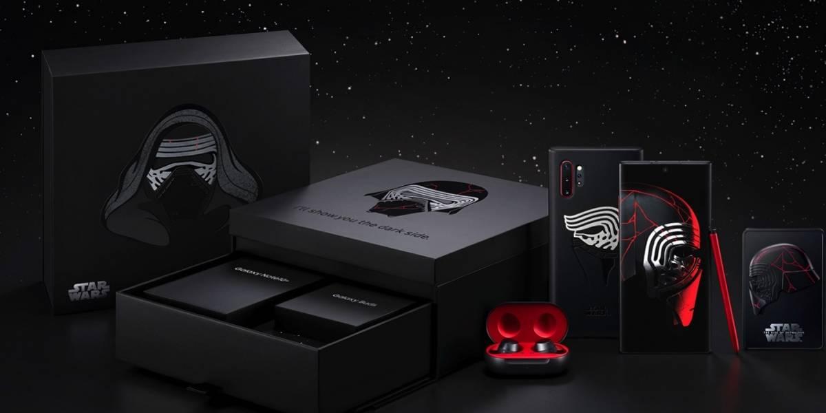 Samsung va a lanzar un Note10+ edición limitada de Star Wars y lo necesitamos ahora ya