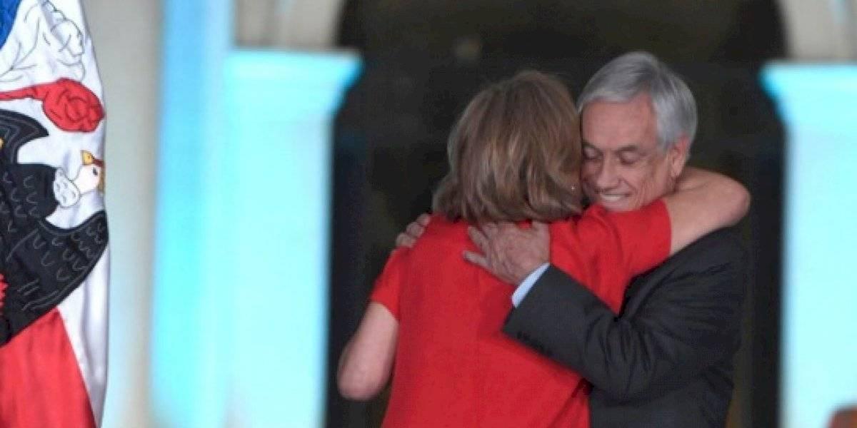 """""""A tu lado siempre"""": el mensaje de Cecilia Morel a Sebastián Piñera sobre un """"nuevo Pacto Social"""" que hizo reaccionar a las redes sociales"""