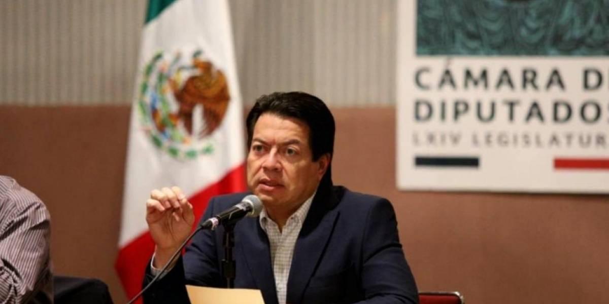Diputados reasignan 9.3 mmdp para programas de AMLO: Delgado