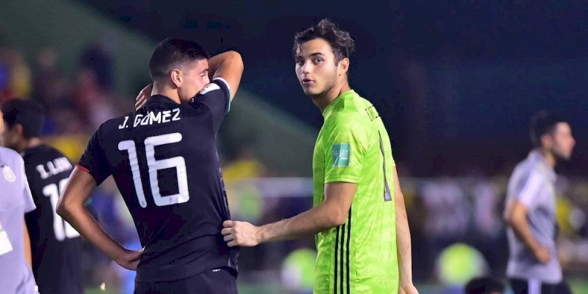 Tres mexicanos aparecen en el 11 ideal del Mundial Sub-17