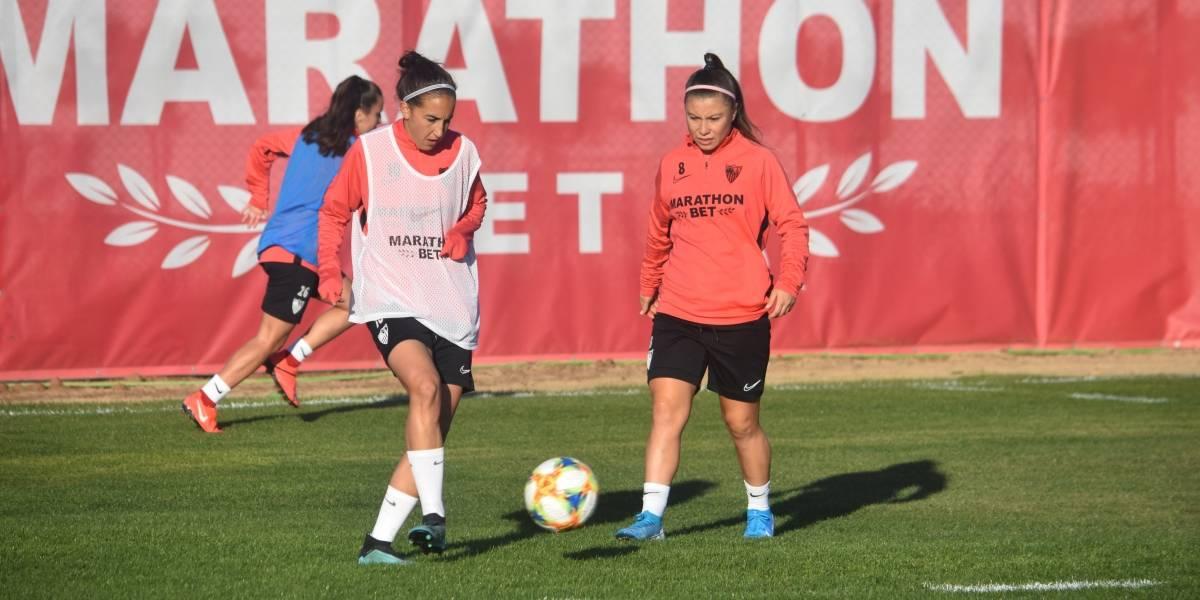 La huelga en el fútbol femenino en España asegura un sueldo mínimo de más de un millón de pesos al mes
