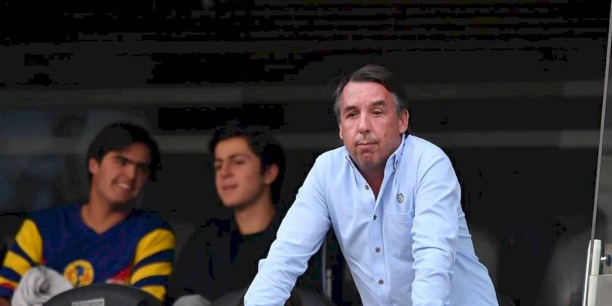 Emilio Azcárraga y Amaury Vergara apuestan por el Clásico nacional