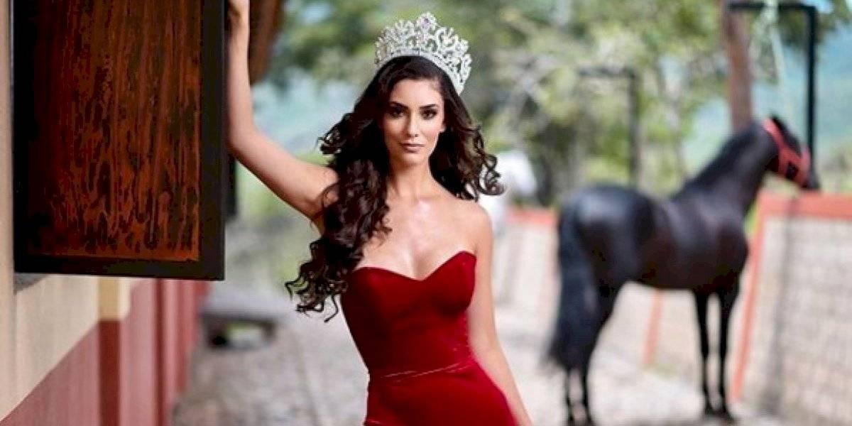 Estefanía Carrillo, esposa de Gustavo Ayón, participará en un concurso de belleza