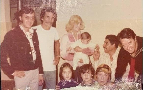 Foto inédita del elenco del Chavo del 8