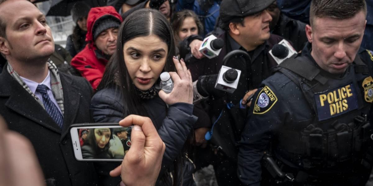 Polémica por debut de esposa del Chapo Guzmán en reality show