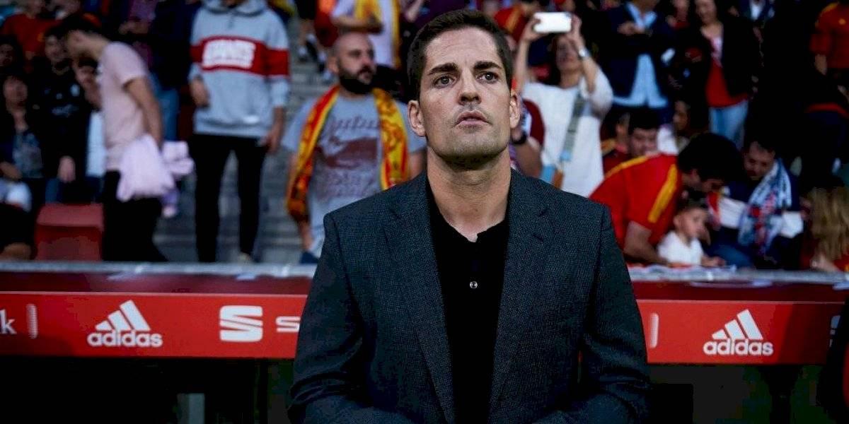 Robert Moreno dejaría de ser técnico de España