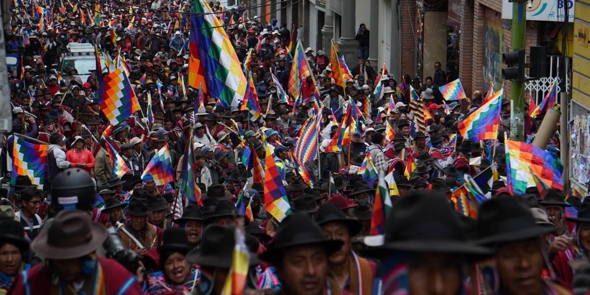 Bolívia: 'fake news' alimentam violência no país