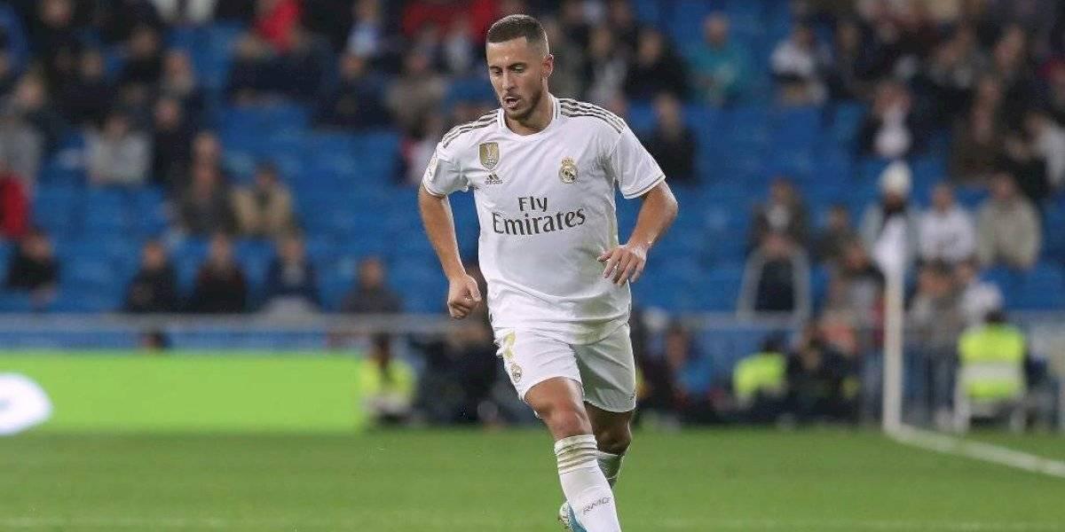 """Ex compañero de Eden Hazard: """"Es el jugador más vago con el que he entrenado"""""""