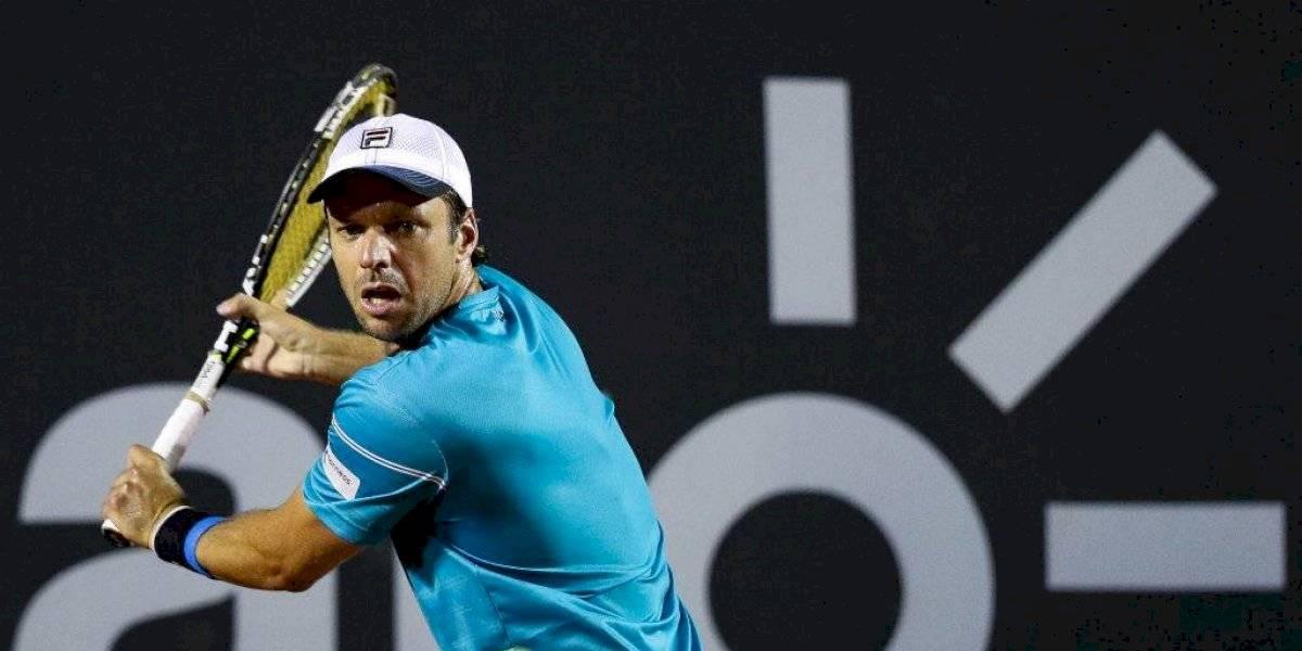"""Argentina sufre en la previa del """"clásico"""" con Chile en la Copa Davis por culpa de uno de sus doblistas"""