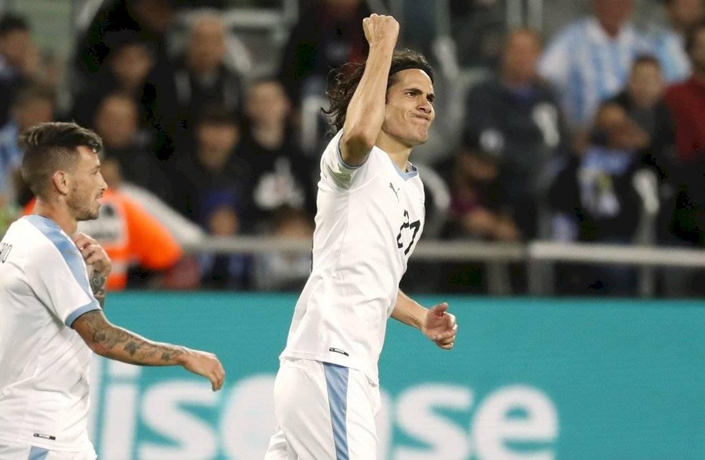 Argentina vs Uruguay, Fecha FIFA noviembre