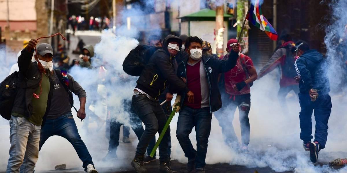 Iglesia católica llama al diálogo para restaurar la paz en Bolivia