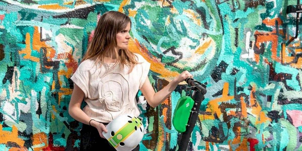 Lime celebra su primer año en Chile con viajes gratuitos