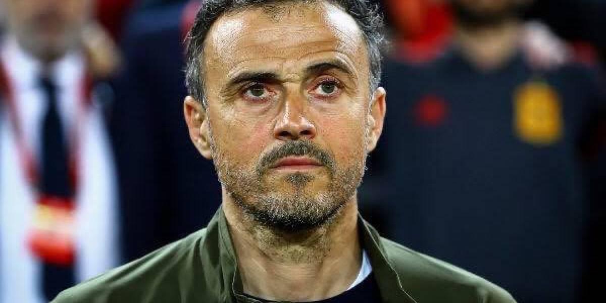 Luis Enrique regresaría a la selección española para la Euro 2020