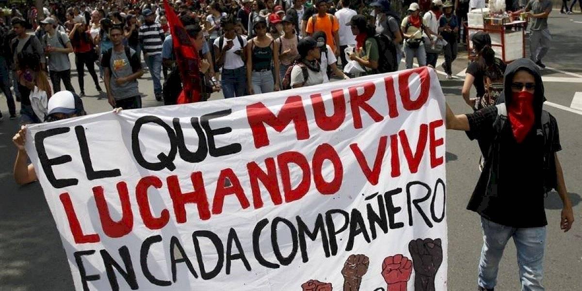 Así serán los recorridos y los puntos de concentración de la marcha en Medellín