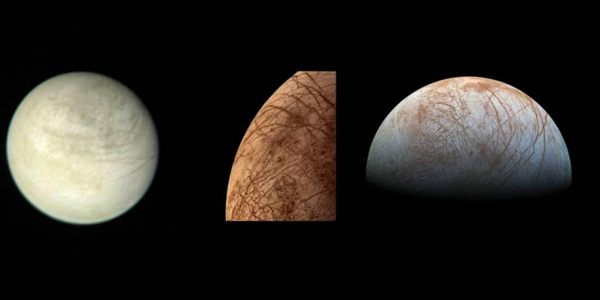 Cientistas da NASA confirmam vapor de água em uma das luas do planeta Júpiter