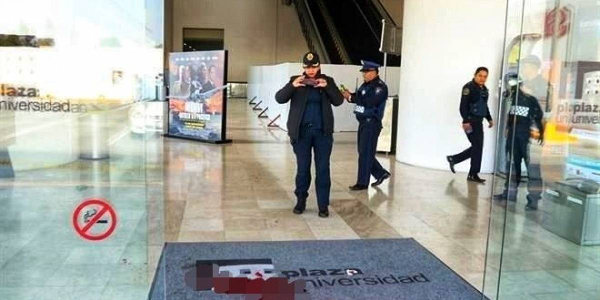 Asaltan y asesinan a trabajador de plaza comercial