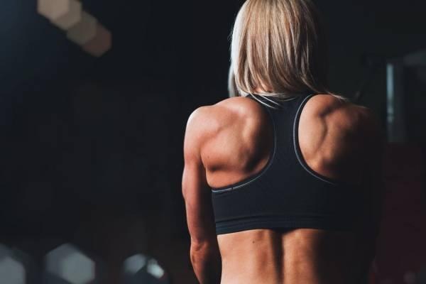 Ejercicio adelgazar espalda