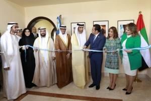 presidente Jimmy Morales inaugura embajada en Emiratos Árabes