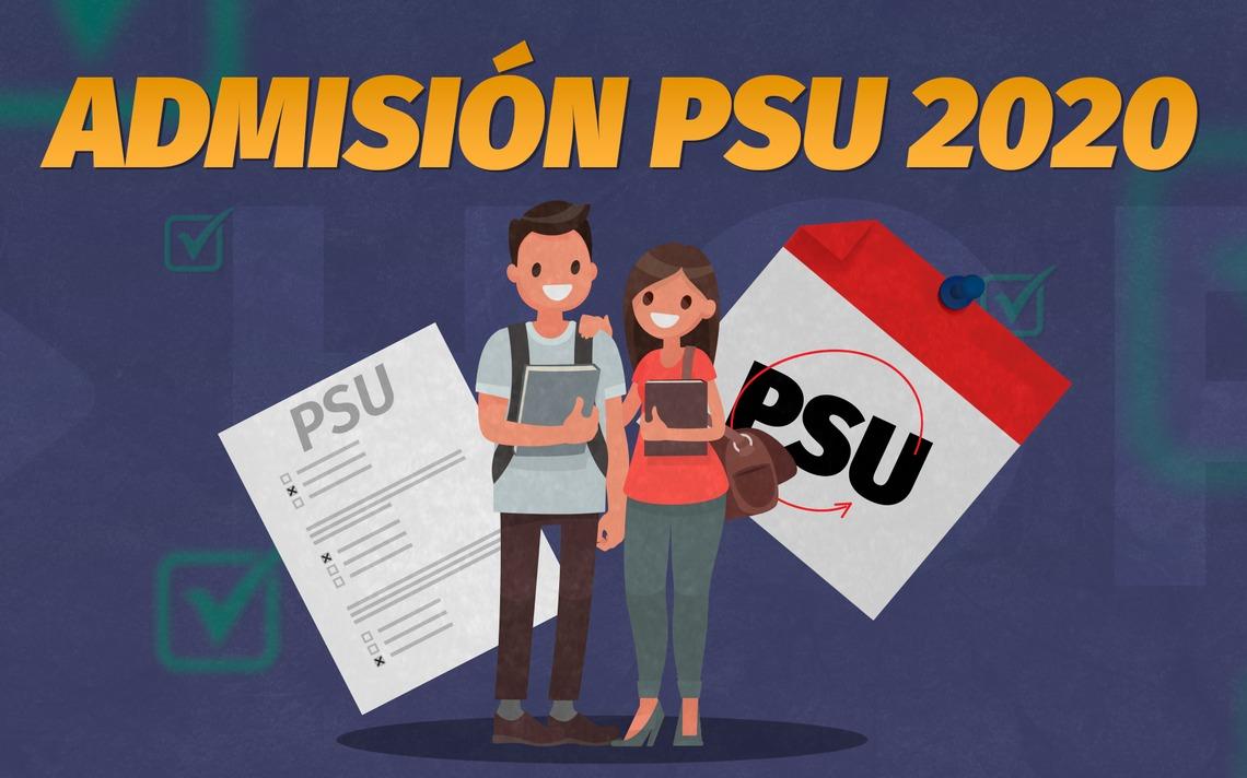 Conoce dónde encontrar útiles ensayos para la PSU 2020