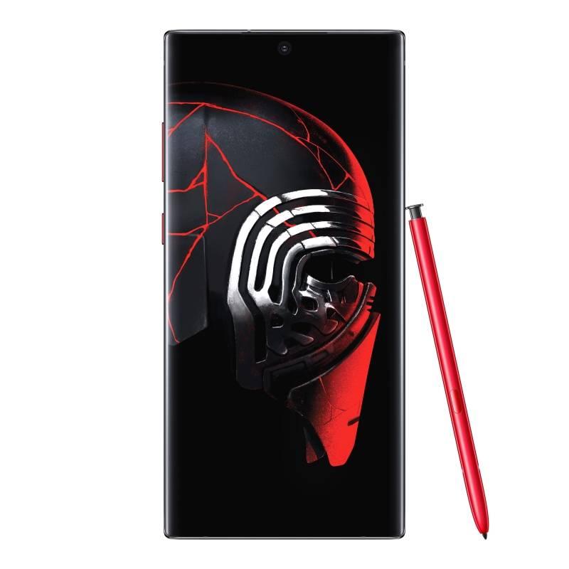 Samsung lanzará Galaxy Note 10 Plus de Star Wars edición Kylo Ren