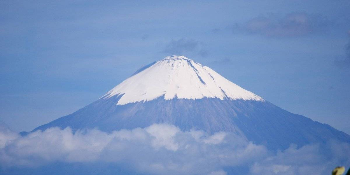 Volcán Sangay: se reporta caída de ceniza en Morona Santiago