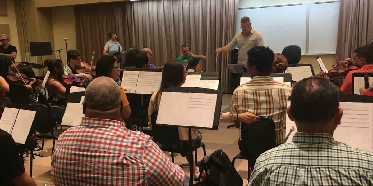 Sube a escena The Beatles-Tributo Sinfónico en Bellas Artes de Santurce