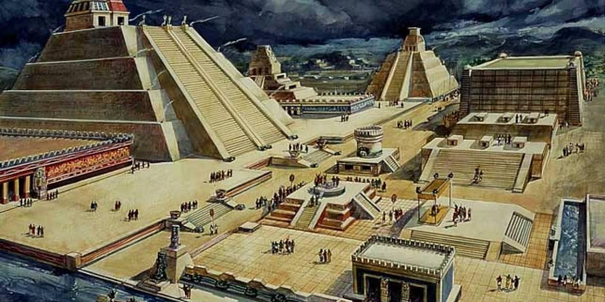 Desenterrarán a un gobernante tlatoani en un antiguo templo azteca