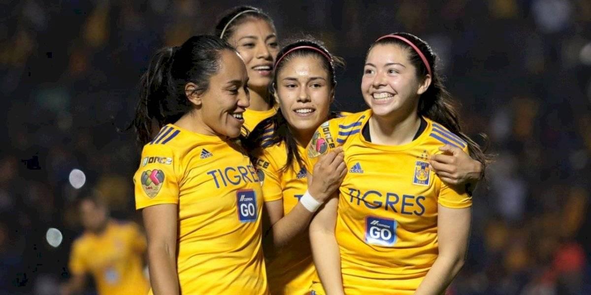 Vence Tigres femenil a Xolos y avanza a semifinal