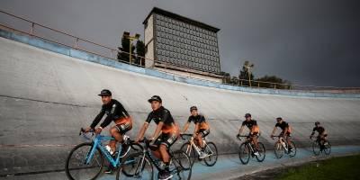 Sebastián Novoa ganó la primera etapa de la Vuelta Ciclística a Ecuador