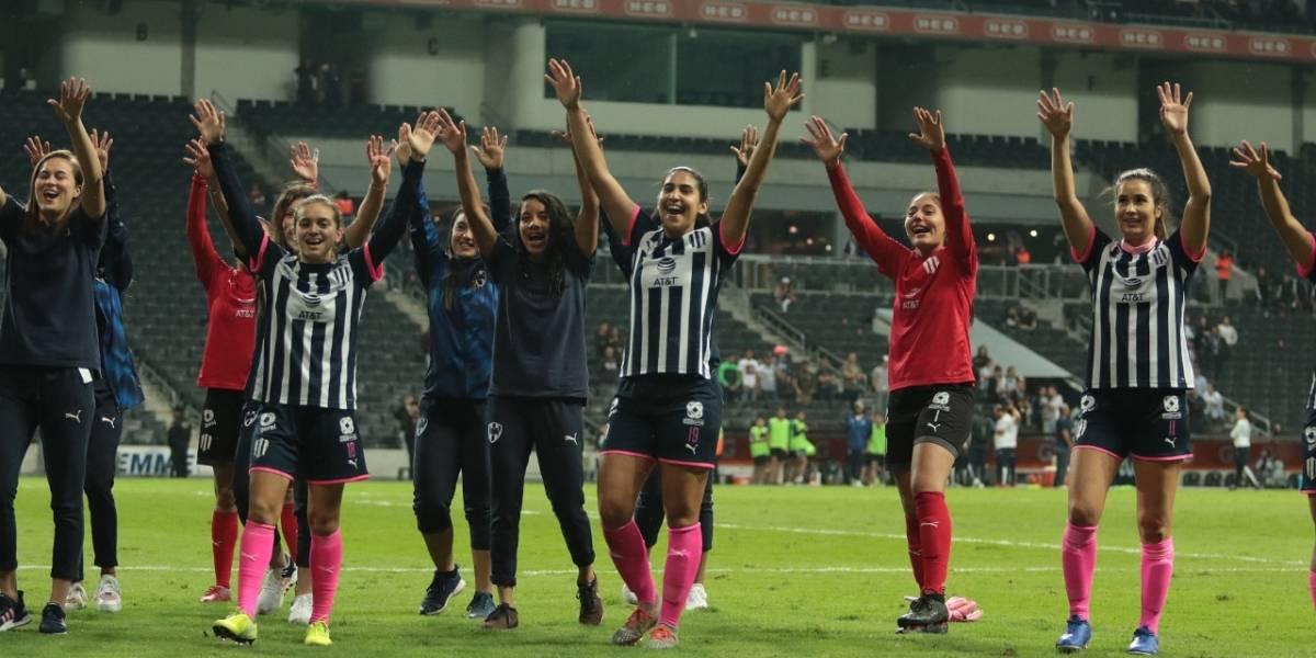Rayadas elimina al Atlas y avanza a semifinales de la Liga MX Femenil