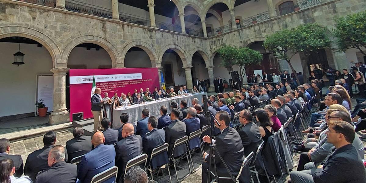 Piden no limiten los recursos de seguridad para Jalisco