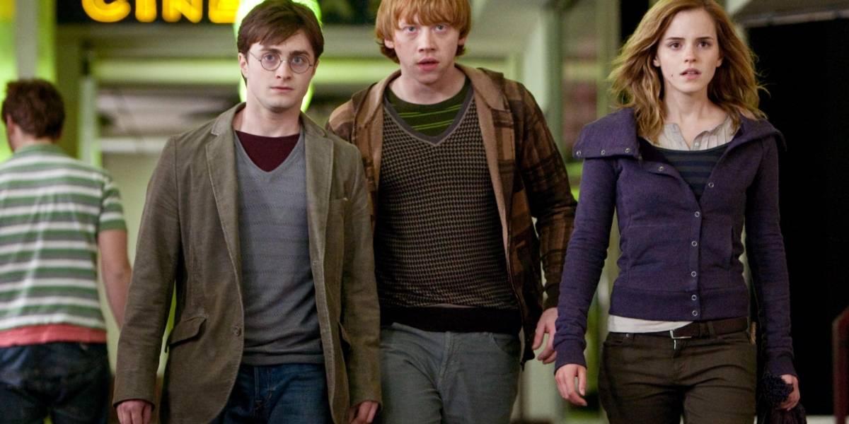 Netflix disponibiliza mais 4 filmes da franquia Harry Potter