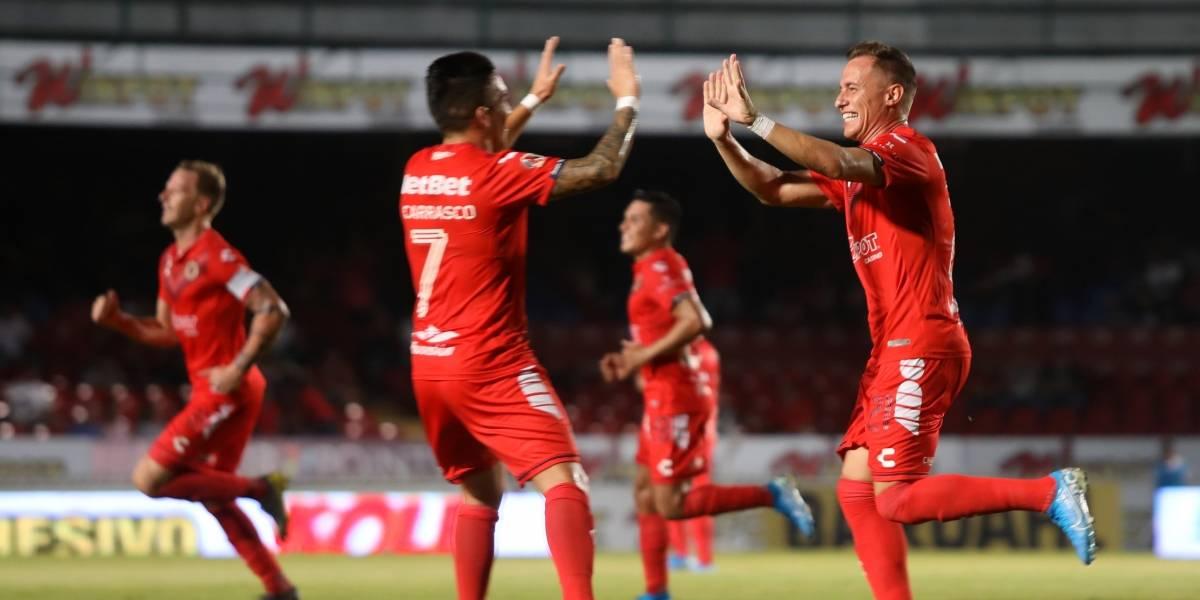 Dos jugadores rescinden su contrato con el Veracruz
