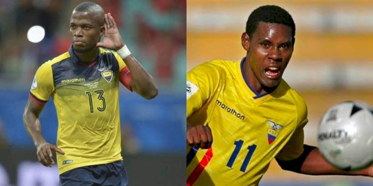 ¿Enner Valencia o Agustín Delgado, como el mejor delantero de la Selección de Ecuador?