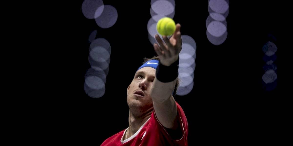 Chile tampoco pudo en el dobles y Argentina le dio una paliza en las Finales de la Copa Davis
