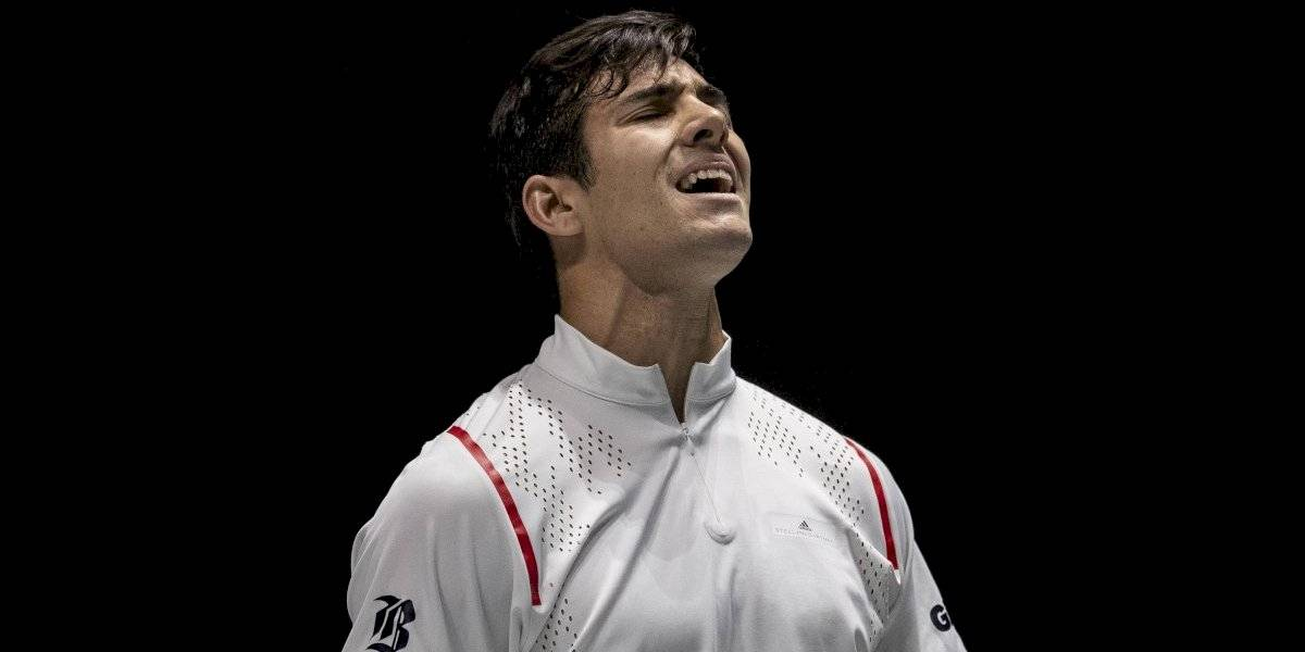 Garin sucumbió ante un injugable Schwartzman y Chile cayó ante Argentina en las Finales de Copa Davis