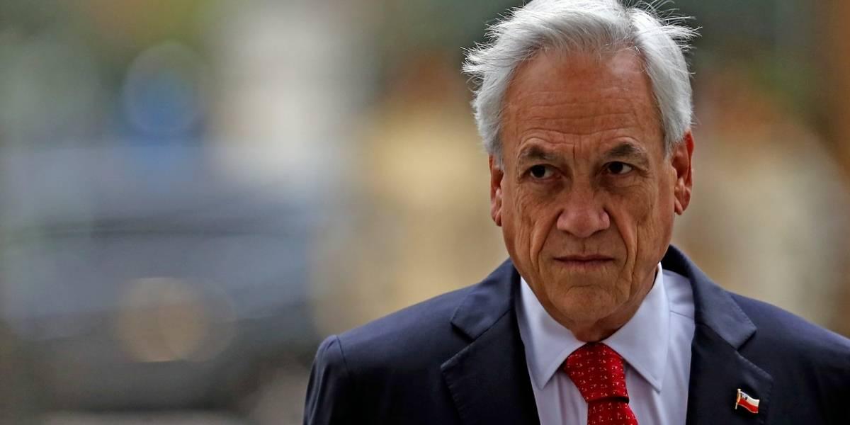 Confirman viaje de Piñera a Argentina y se transforma en el primero al extranjero tras el estallido social