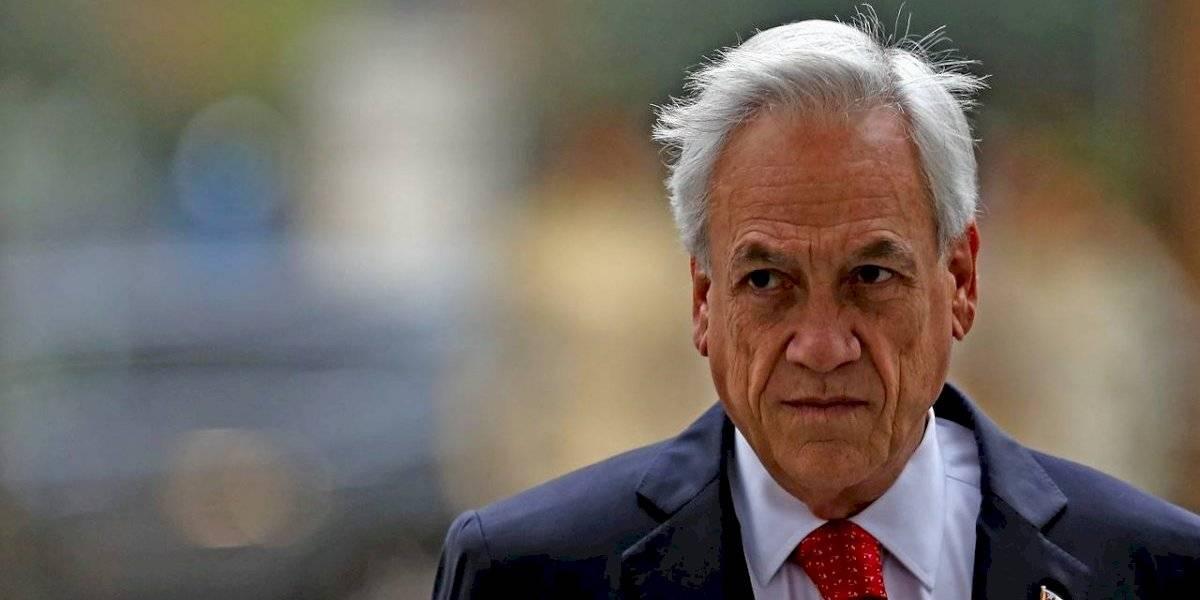 Piñera apuntado por responsabilidad en violación de los DDHH: comisión que analizará acusación constitucional tiene mayoría de oposición